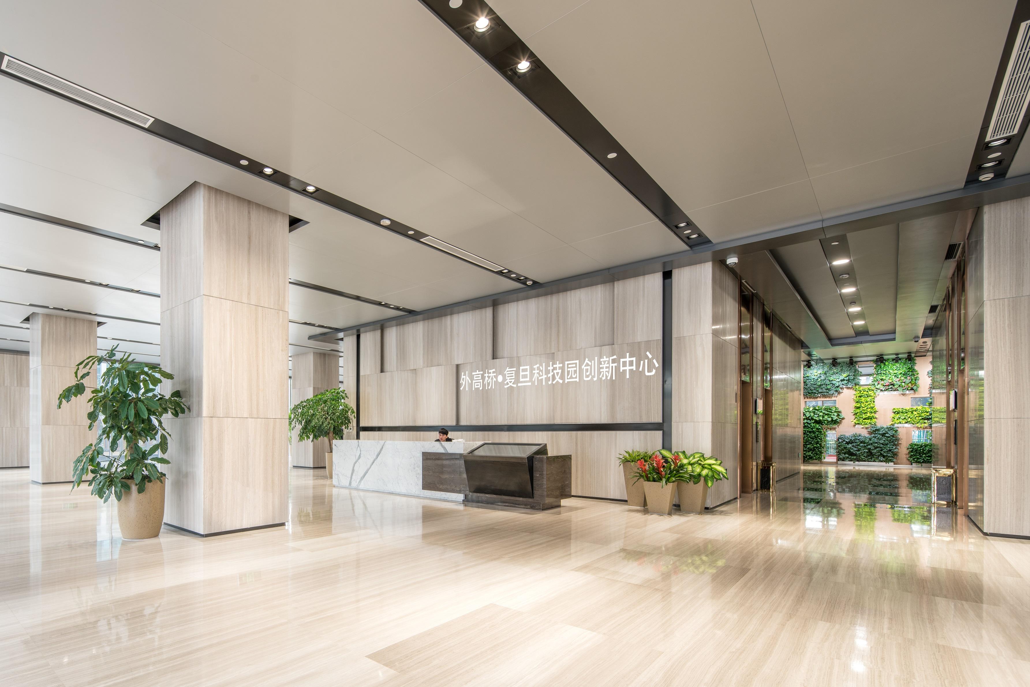 外高桥复旦科技园创新中心-2