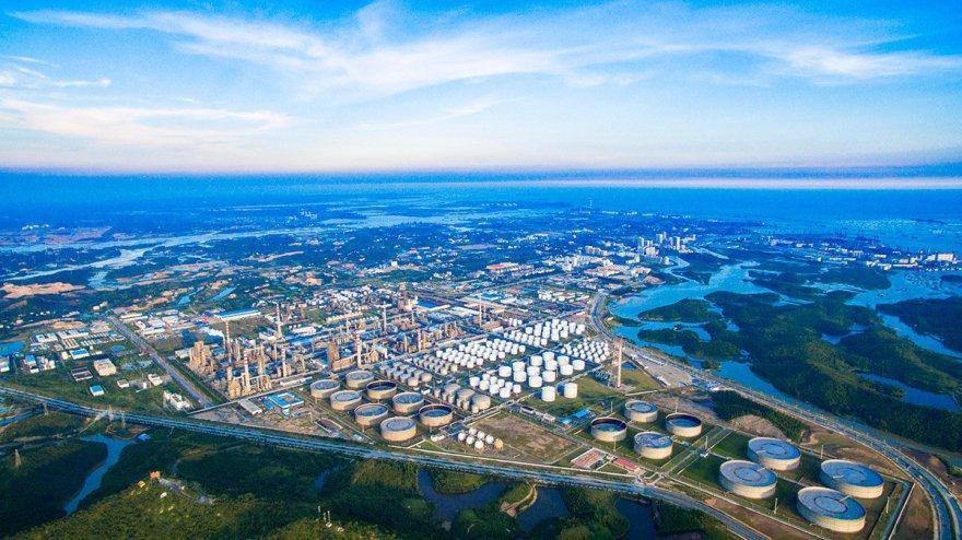 中国(广西)自由贸易试验区钦州港片区