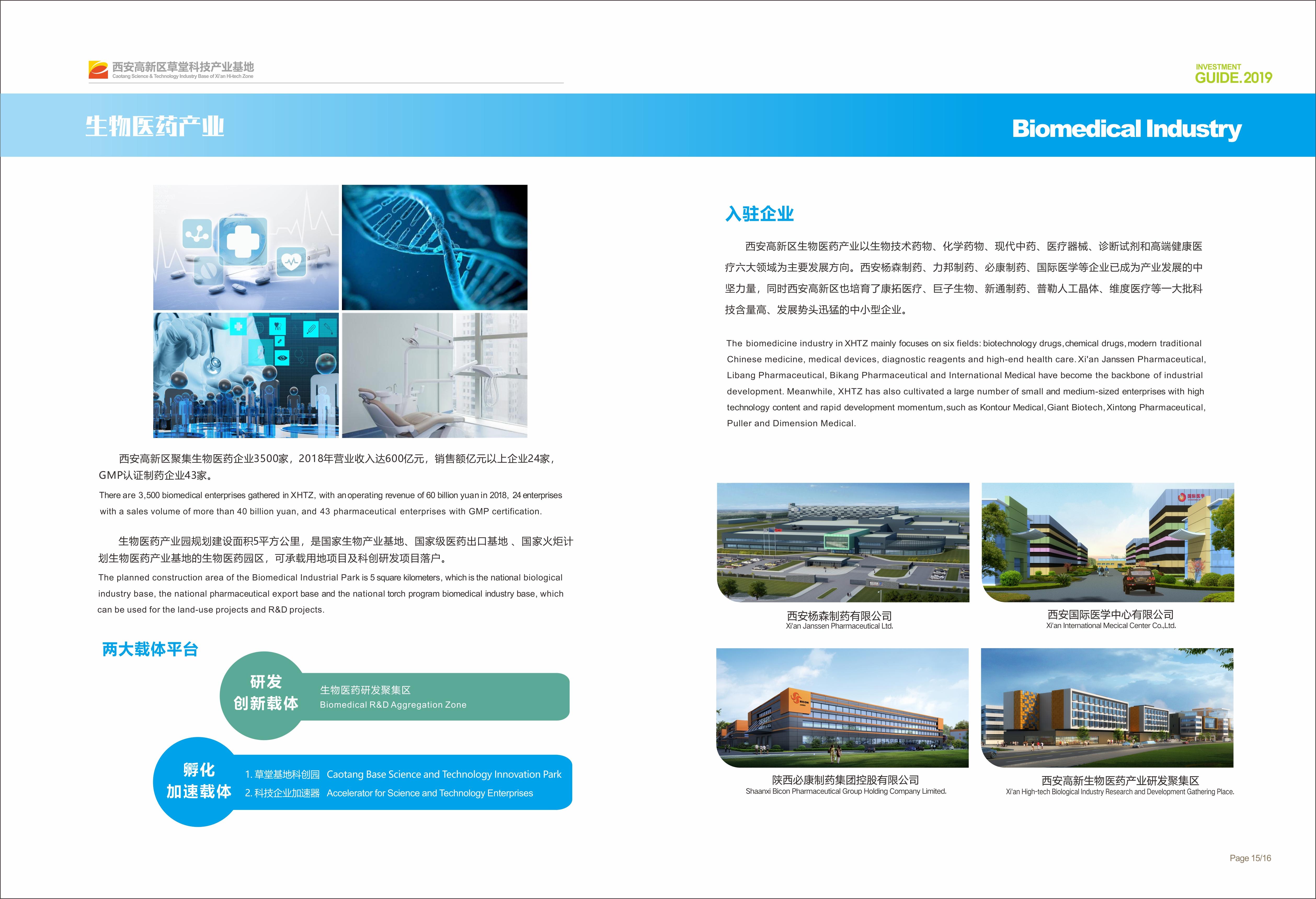 西安高新技术产业开发区草堂科技产业基地-3