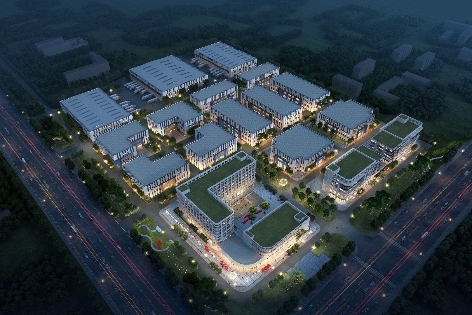 西咸新区空港新城国际医药健康产业园