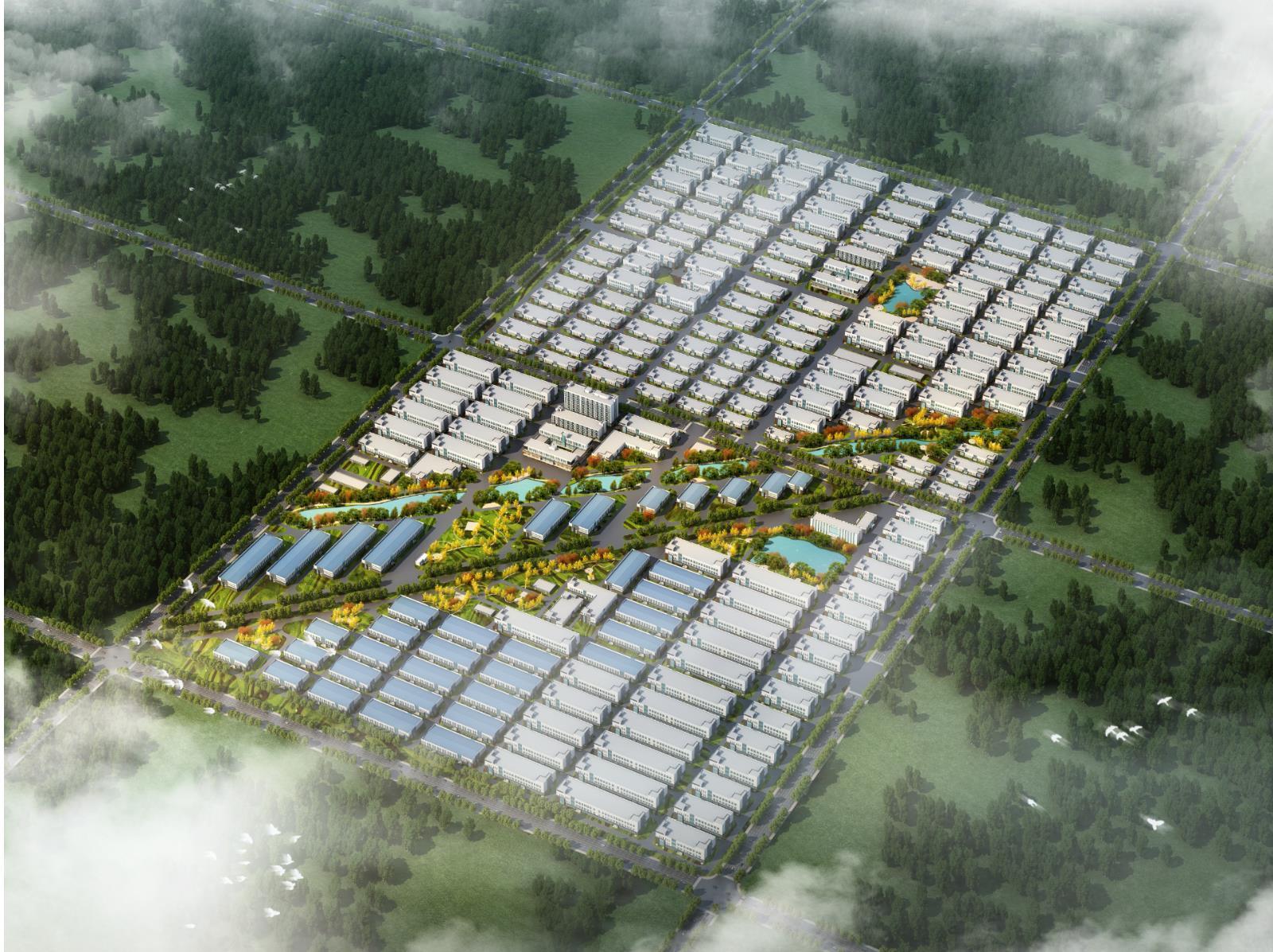 济北生命科技产业园