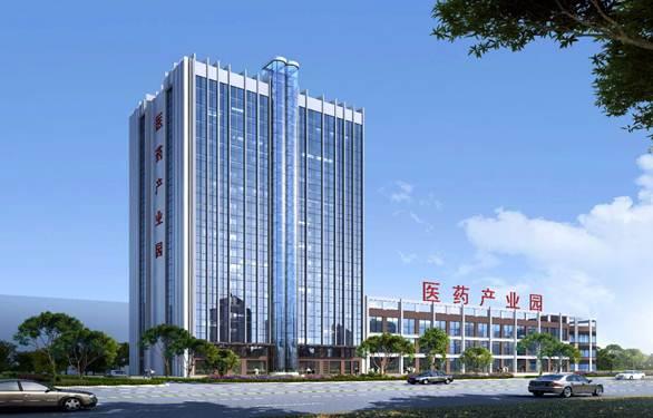 重庆合川工业园区-1
