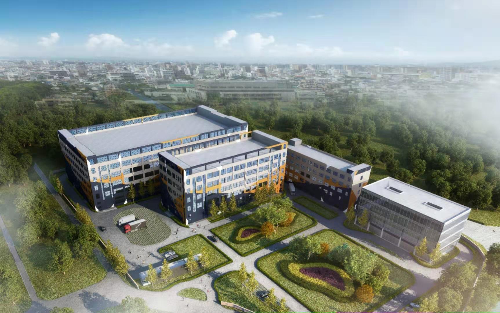杭州时代高科技产业园(湘湖生科创新中心)