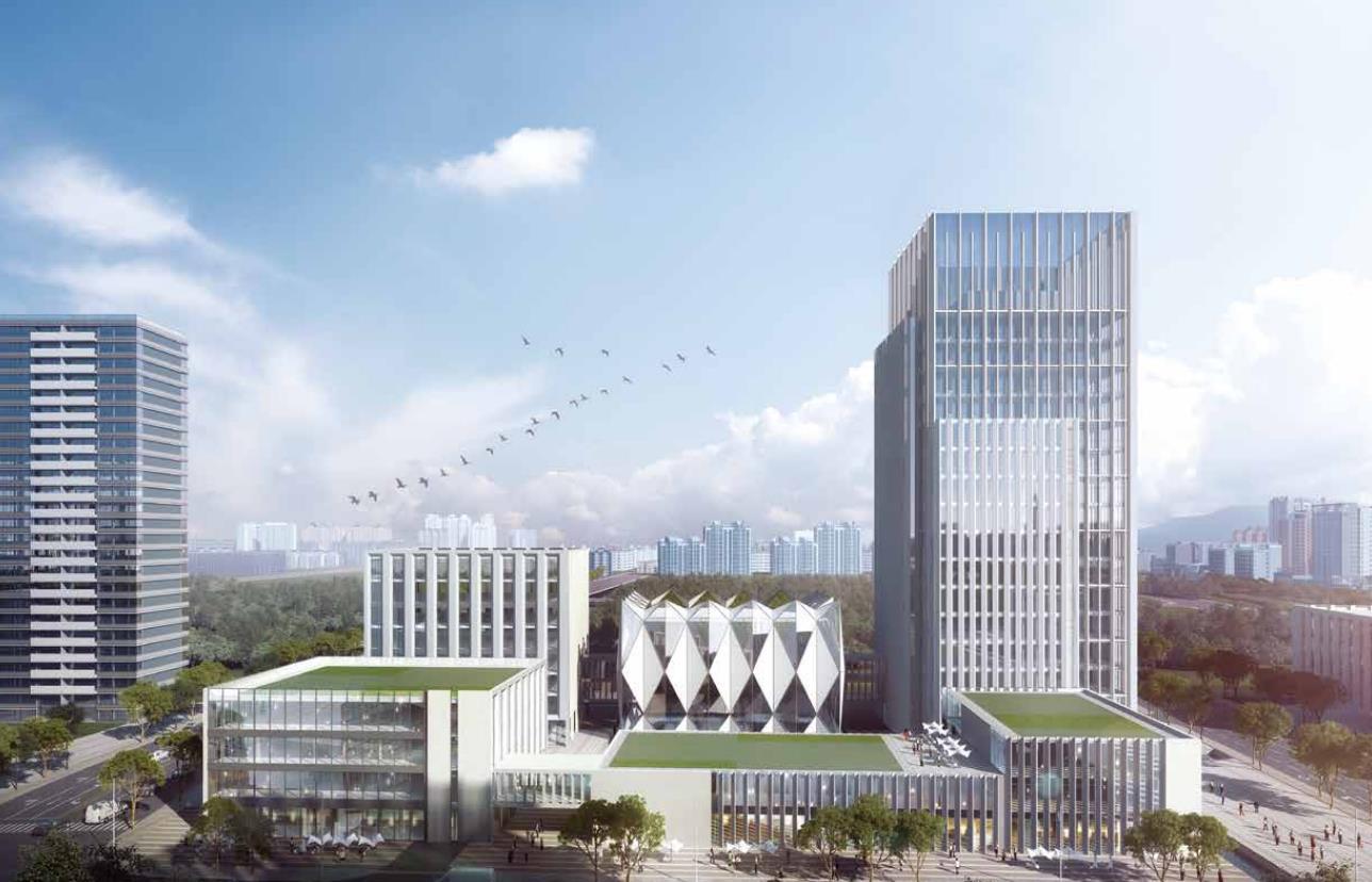 上海(南翔)精准医学产业园