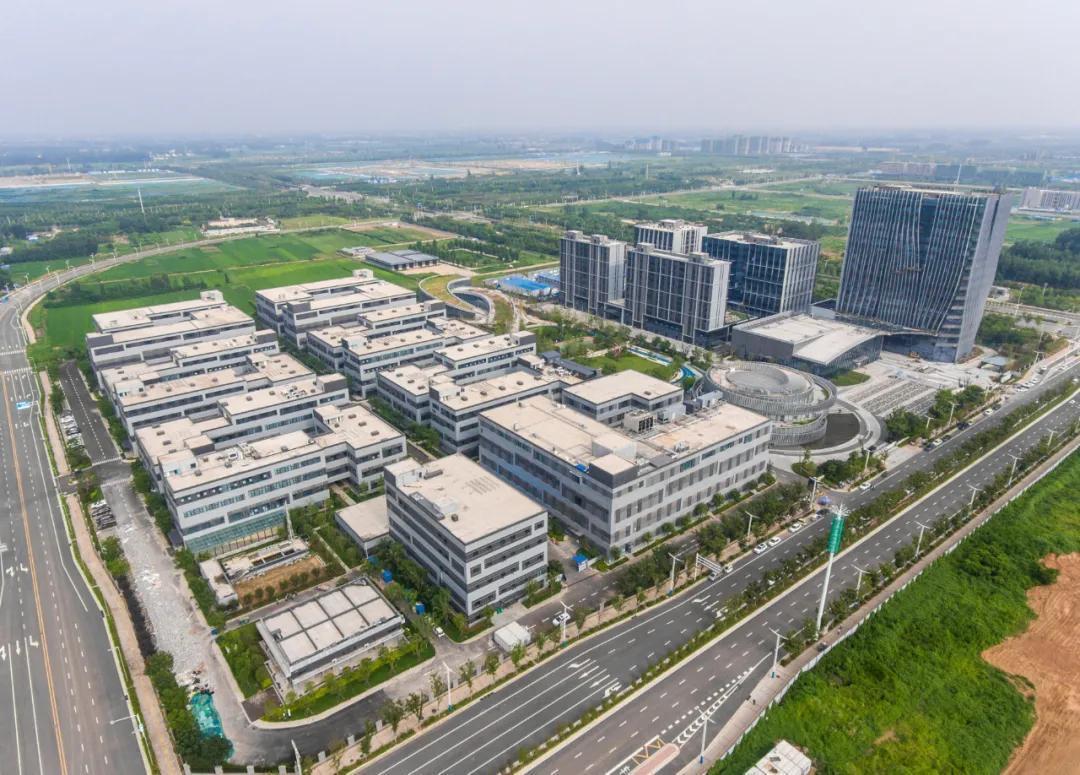 郑州临空生物医药园-1
