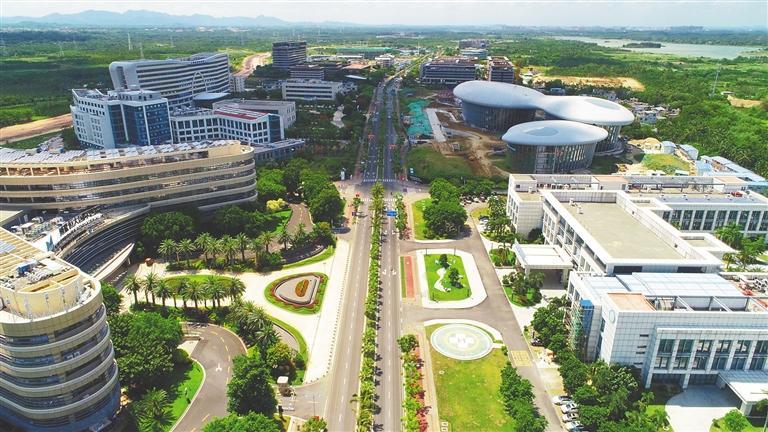 海南博鳌乐城国际医疗旅游先行区