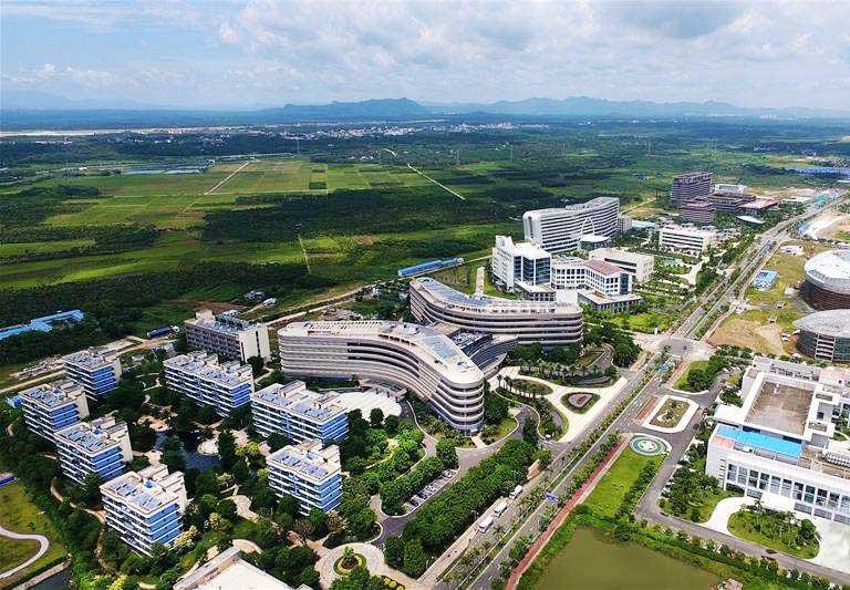 海南博鳌乐城国际医疗旅游先行区-1