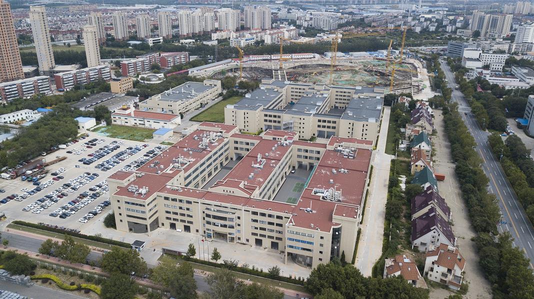 天津市西青区赛达检测认证园-2