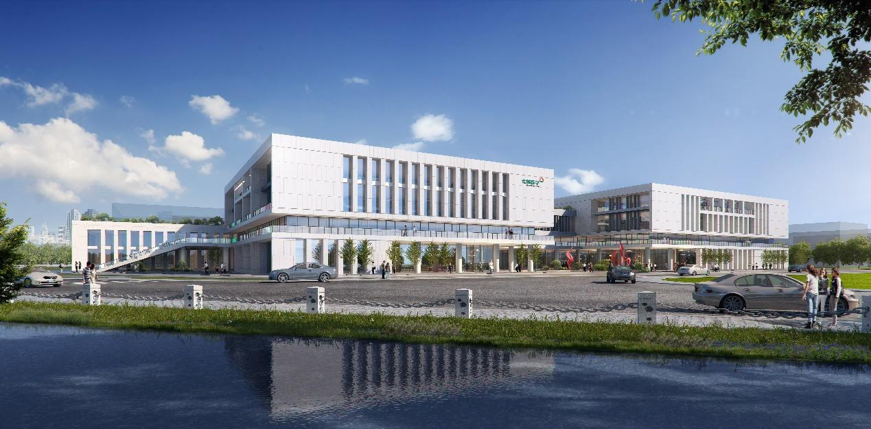 广州绿叶生物医药产业园