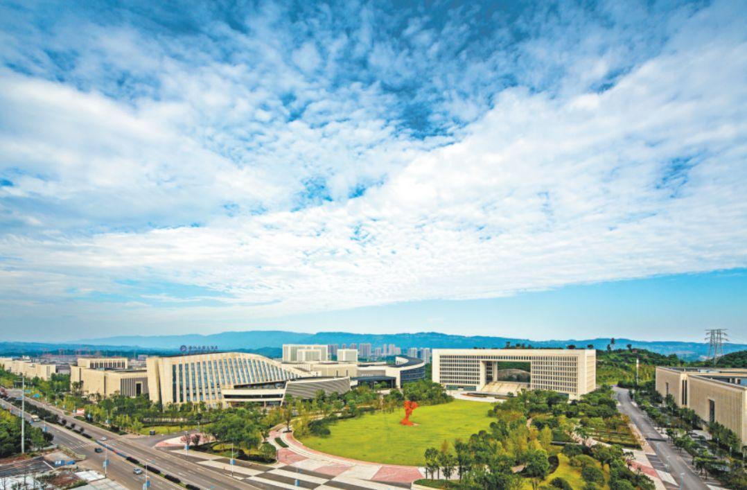 重庆两江新区水土高新技术产业园