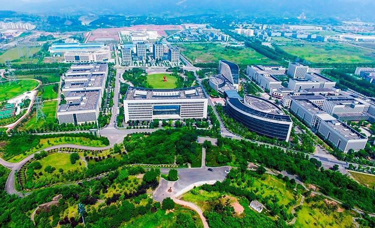 重庆两江新区水土高新技术产业园-1
