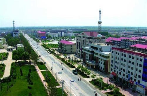 河北冀州高新技术产业开发区-1