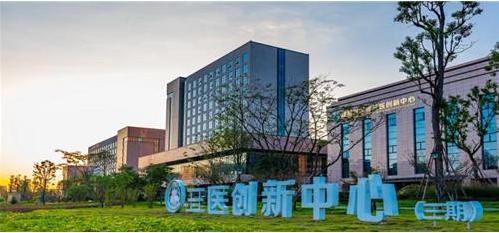 成都医学城三医创新中心(三、四期)-2