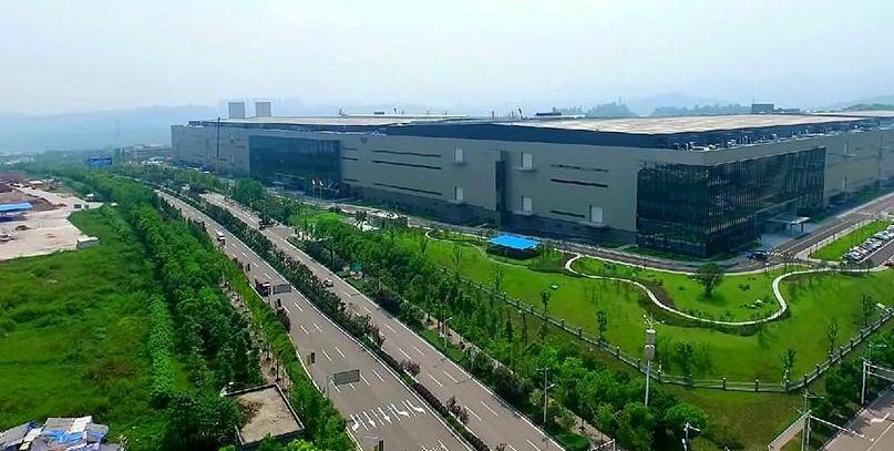 重庆两江新区水土高新技术产业园-2