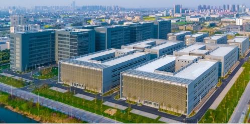 国家级泰州医药高新技术产业园区(中国医药城)-3