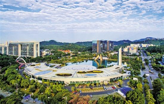 广州经济技术开发区