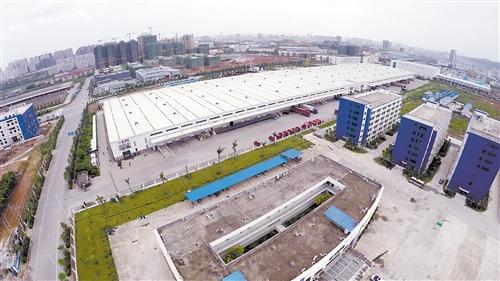 南宁经济技术开发区生物医药产业园