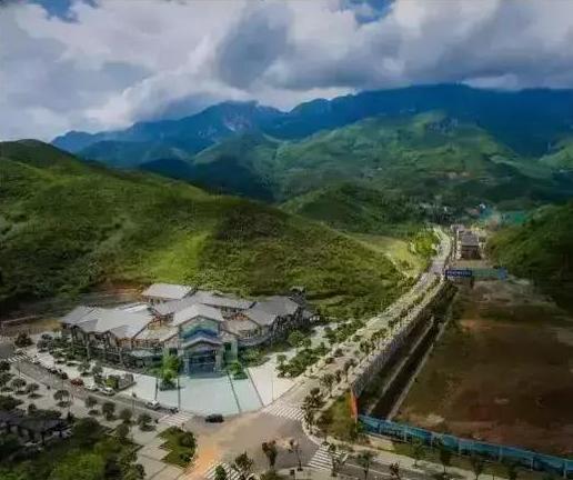 上饶国际医疗旅游先行区