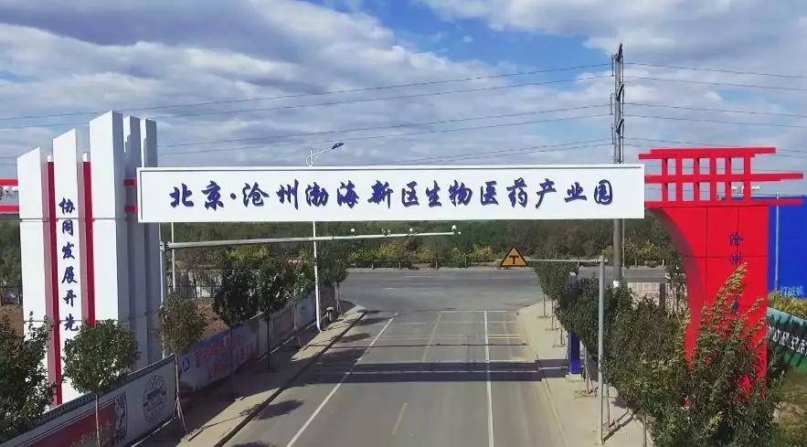 北京·沧州渤海新区生物医药产业园-1