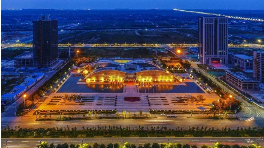 西咸新区空港新城国际医药健康产业园-1