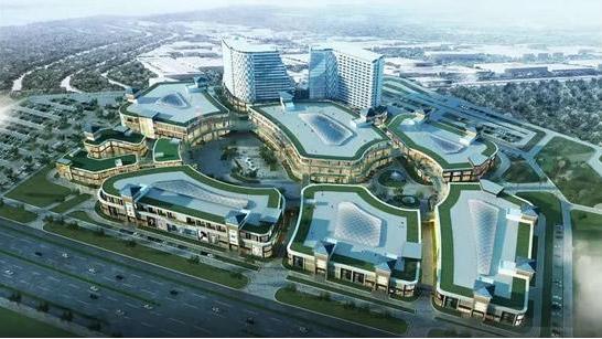 西咸新区空港新城国际医药健康产业园-2