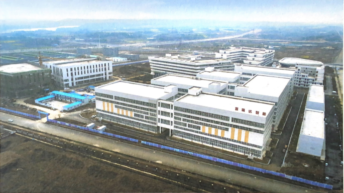 武汉国家生物产业基地荆门生物产业园-2