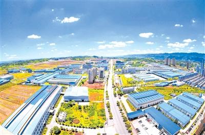 重庆垫江工业园区-1